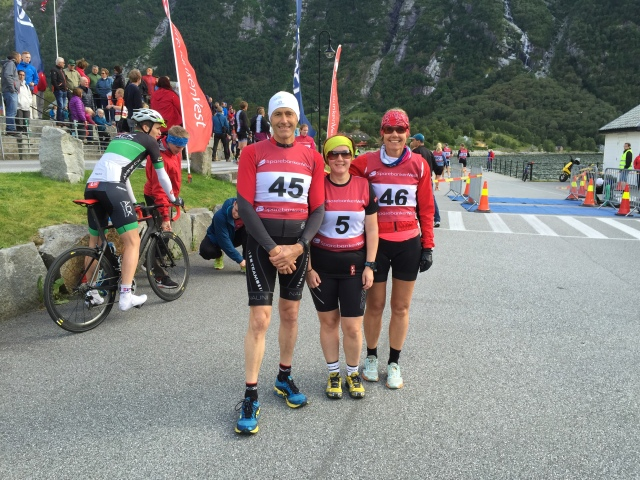 Support klar for Eidfjord Mini Duathlon