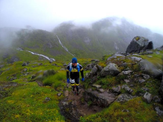 Dette fjellet skal ikke få knekke meg flere ganger, neste gang er jeg beredt!. foto: Christian